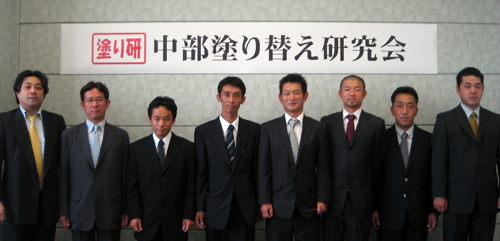 2008/7/12【発足式】